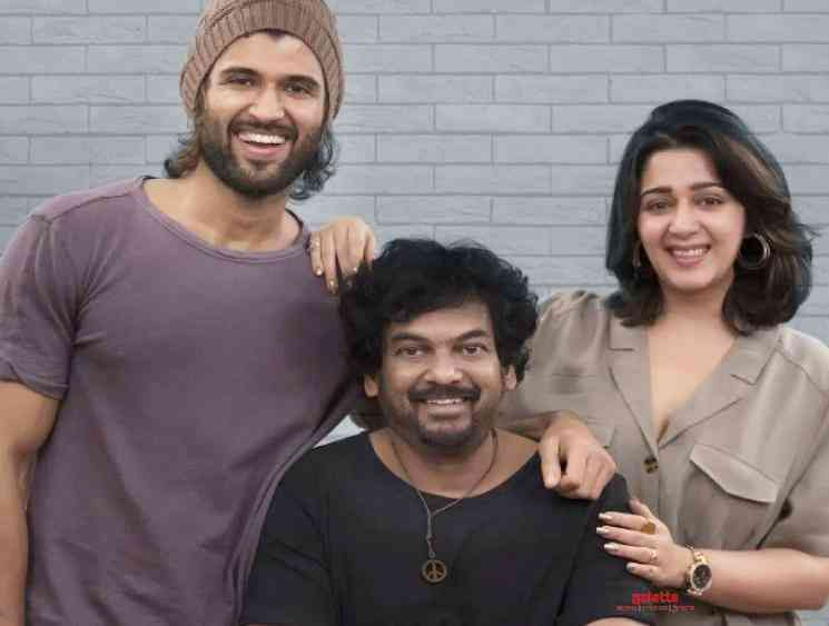 Charmme Kaur important clarification on Vijay Deverakonda Fighter - Tamil Movie Cinema News