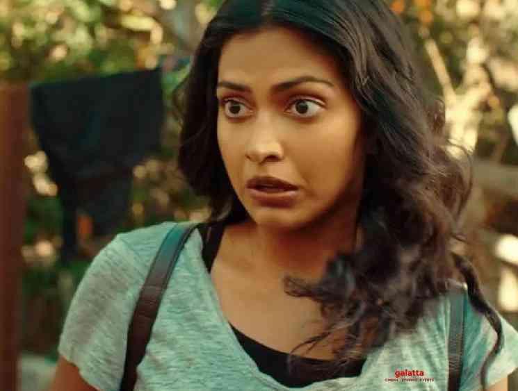 Amala Paul emotional post about director Sachy - Tamil Movie Cinema News