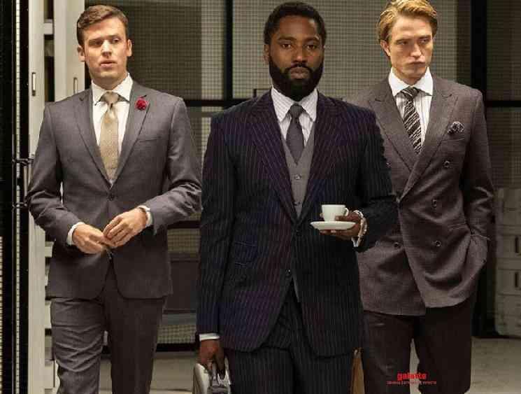 Christopher Nolan Tenet postponed again new release date Aug 12 - Tamil Movie Cinema News