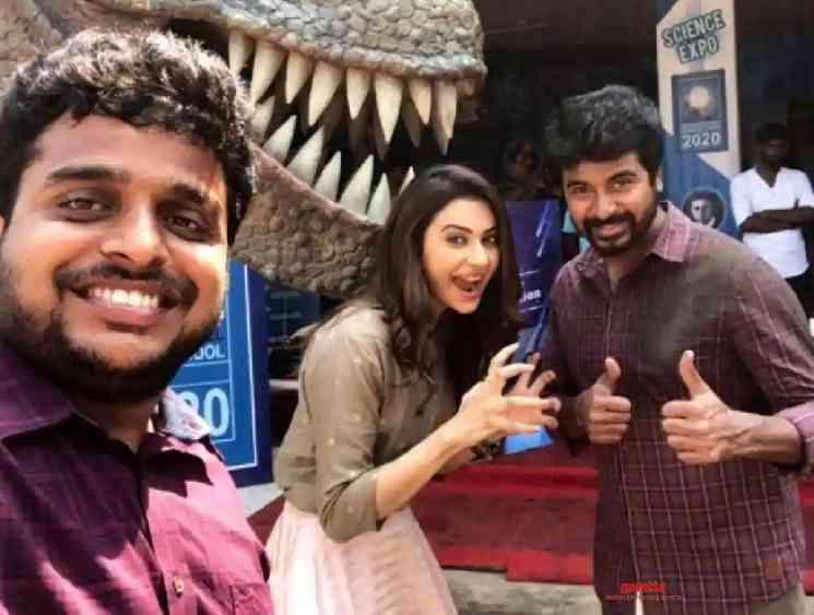 Rakul Preet Singh slams rumours about not shooting for Ayalaan - Tamil Movie Cinema News