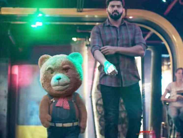 Shakti Soundar Rajan denies rumours about Teddy OTT release - Tamil Movie Cinema News