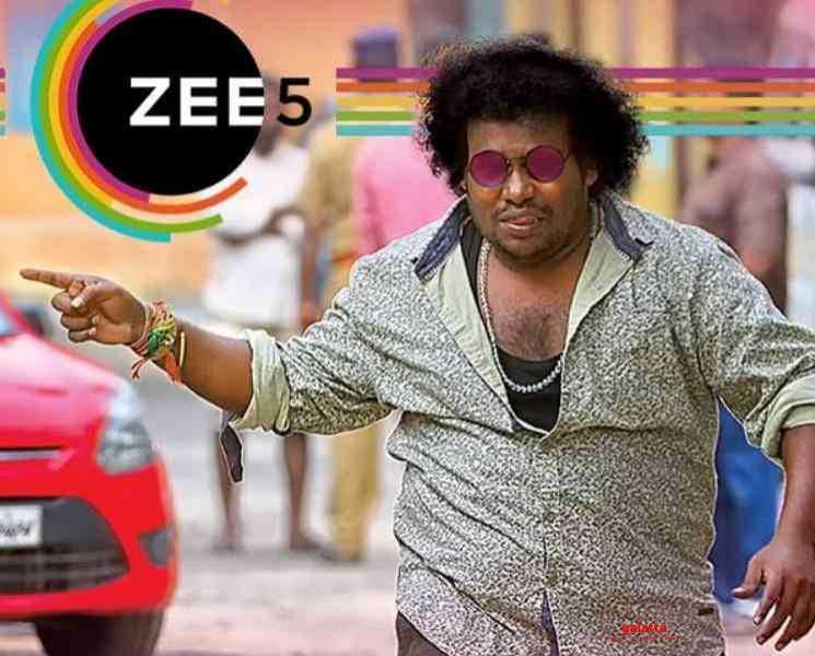 ஹீரோயின்களை அடுத்து OTT-யில் களமிறங்கும் யோகி பாபு !- Tamil Movies News