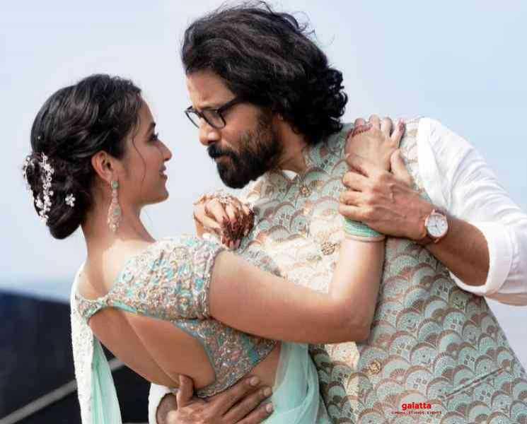 இணையத்தில் வைரலாகும் கோப்ரா படத்தின் புதிய போட்டோக்கள் !- Tamil Movies News