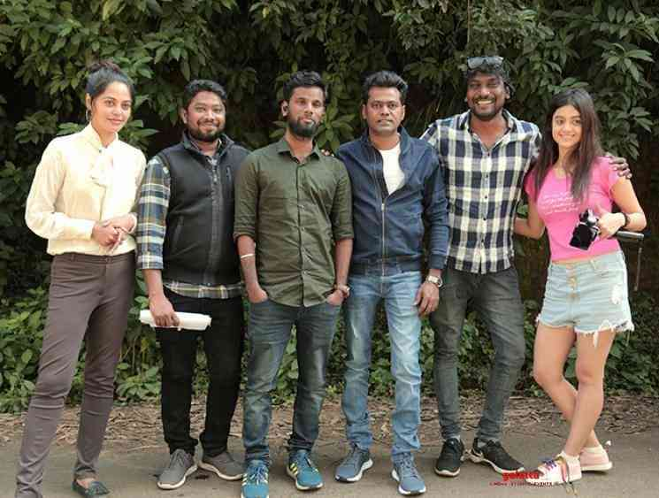 Bindu Madhavi's next film with Ranjit Jeyakodi wrapped!!! - Tamil Cinema News