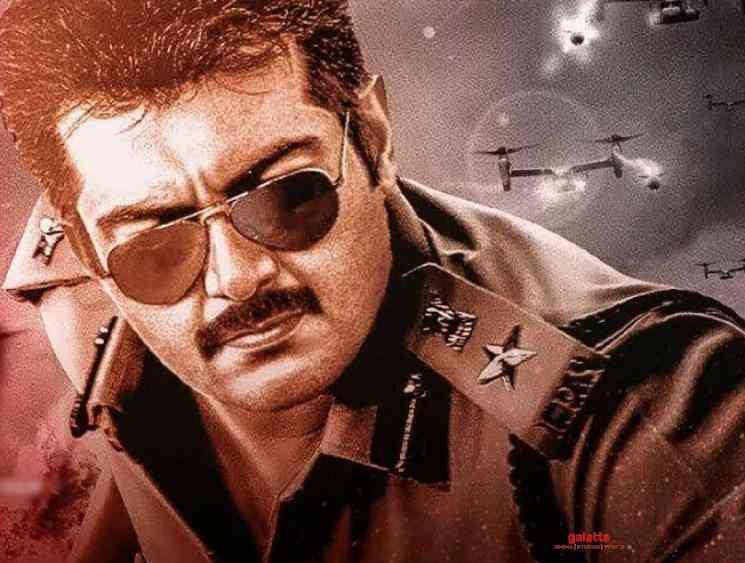 Yuvan Shankar Raja shares latest update on Ajith Valimai - Tamil Movie Cinema News