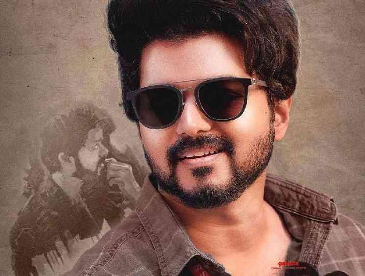 Pariyerum Perumal Kathir father acts in Thalapathy Vijay Master - Tamil Movie Cinema News