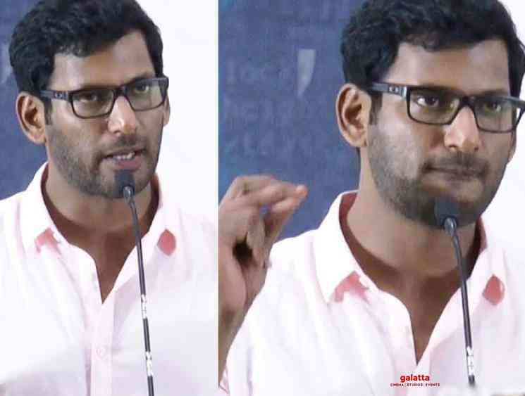 Vishal Film Factory complaint against a woman in cheating case - Tamil Movie Cinema News