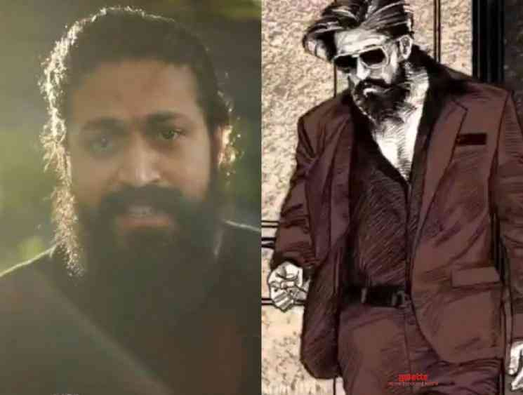 Yash shares new promo video for KGF Chapter 1 World TV premiere - Kannada Movie Cinema News