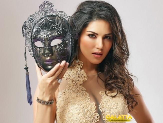 Sunny Leone's Honorary Effort For Her Veeramadevi