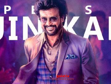 Breaking update on Darbar's second single - release date revealed!! - Tamil Cinema News