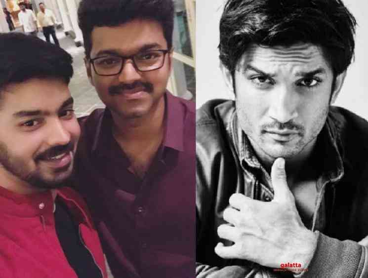 Mahat about nepotism and depression Sushant Singh Rajput - Tamil Movie Cinema News