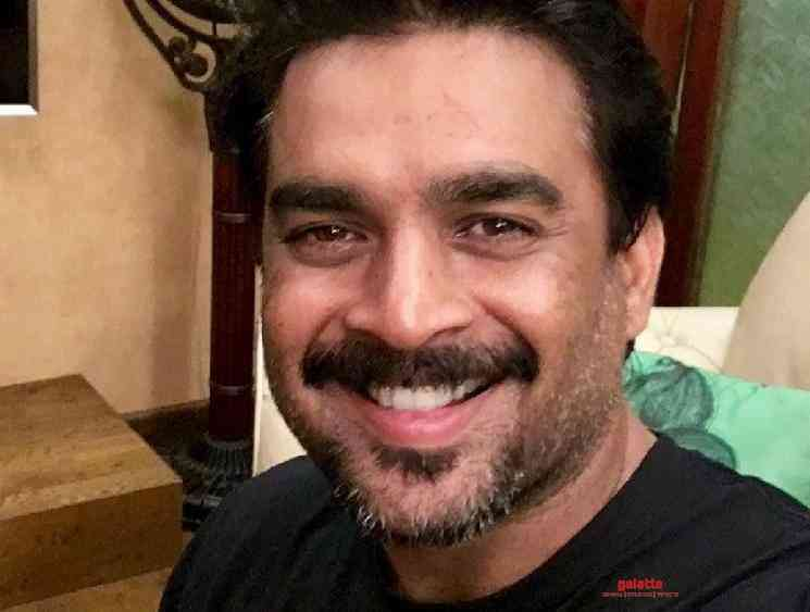 Madhavan funny comment on his own dance in Nala Damayanthi song - Tamil Movie Cinema News