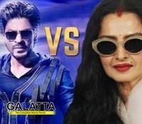 Rekha's Super Nani avoids clash with SRK's HNY?