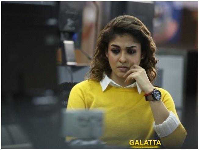Nayanthara Atharvaa Raashi Khanna Vijay Sethupathi Starrer Imaikkaa Nodigal Audio And Theatrical Release Plans