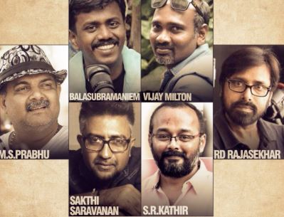 Six Camera Talents To Be Followed By Six Music Director!