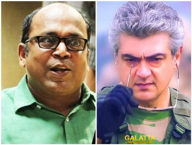 Thambi Ramaiah Reportedly Playing Ajith Maternal Uncle In Viswasam