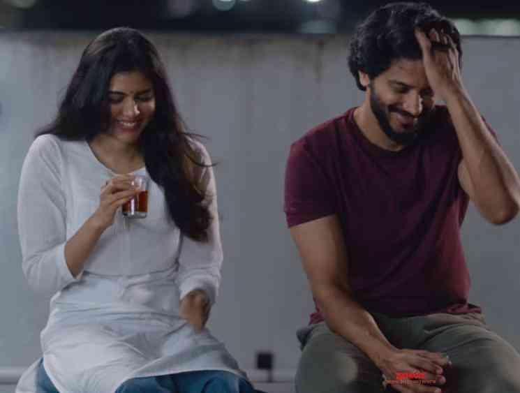 Dulquer Salmaan Varane Avashyamund Official Trailer Kalyani - Tamil Movie Cinema News