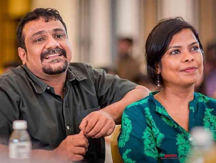 Pushkar Gayathri web series for Amazon Prime titled as Suzhal - Tamil Movie Cinema News