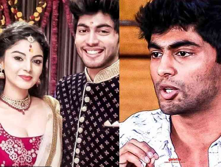 Tharshan breaking statement Sanam Shetty allegations viral video - Tamil Movie Cinema News