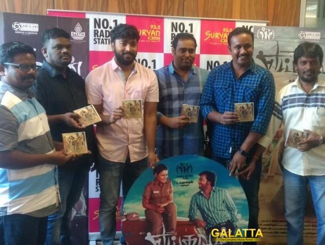 Yeidhavan Audio Launched