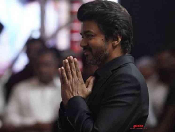Master Audio Launch Thalapathy Vijay Full Speech Lokesh Kanagaraj - Tamil Movie Cinema News