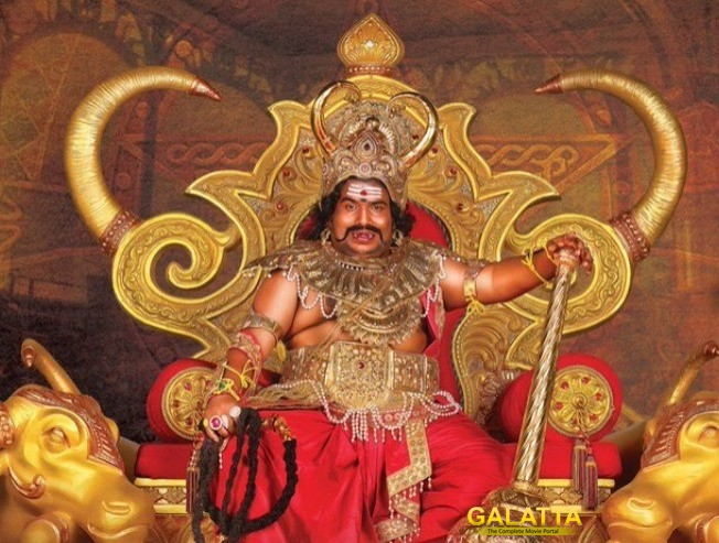 Yogi Babu Plays Yemadharmaraja Role In His Next Film