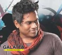 Hip Hop Adhi in place of Yuvan