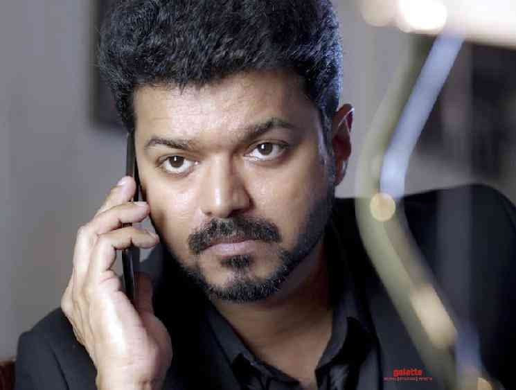 Thalapathy Vijay Master Second Look Poster to release on Jan 15 - Tamil Movie Cinema News