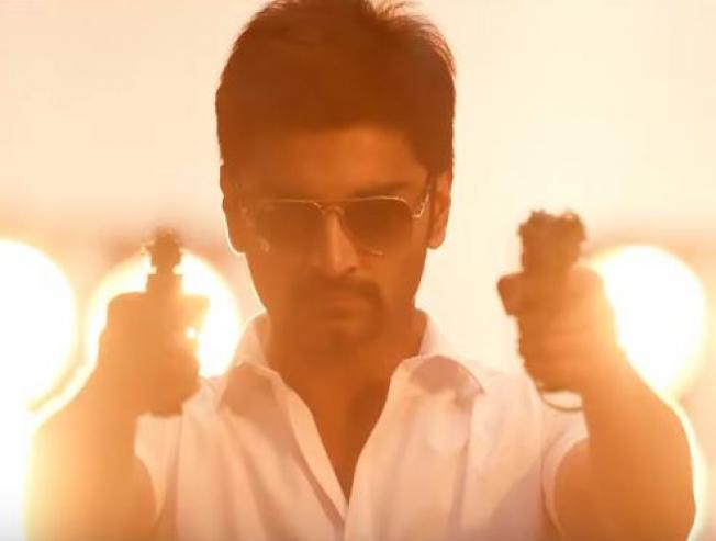 100 Official Trailer Atharvaa Hansika Motwani Sam Anton Sam CS Auraa Cinemas