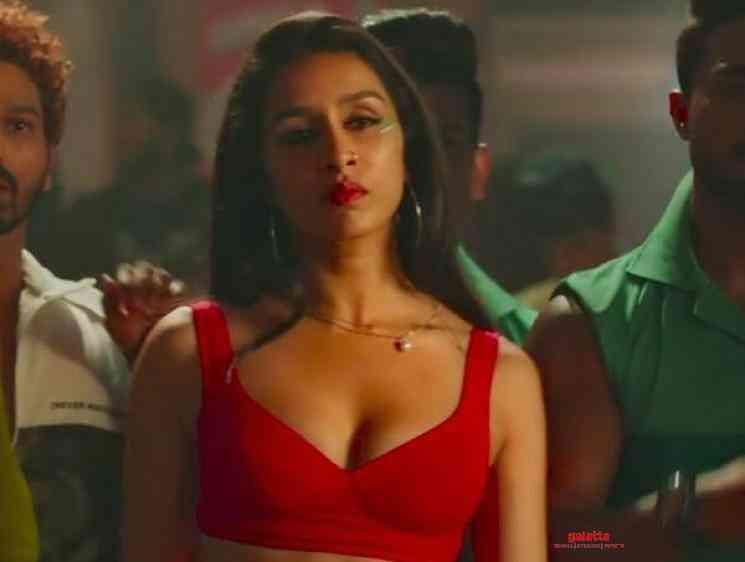 Nachi Nachi Video Street Dancer 3D Varun Shraddha Nora - Tamil Movie Cinema News