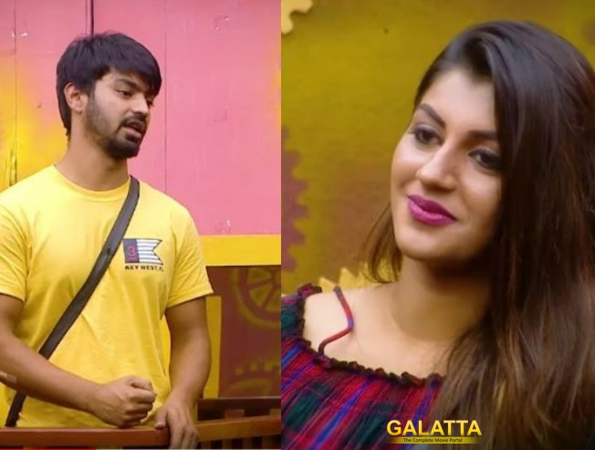Bigg Boss tamil promo on 21st August Mahat talks about his love for yashika