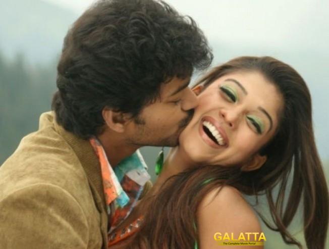 Vijay Thalapathy 63 Nayantara Heroin Atlee AR Rahman Sports Movie