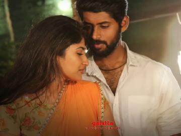 Kathir starrer Jada Olamikka Song Lyric Video Sam CS - Tamil Movie Cinema News