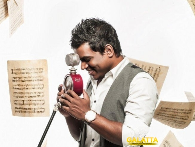 yuvan takes up viral challenge in his own way and actress aishwarya rajesh responds with a lol