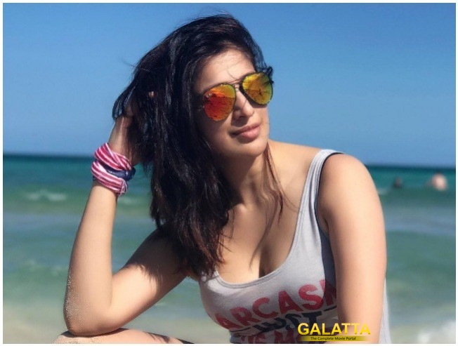 Raai Laxmi Slams Channel For Using Her Name