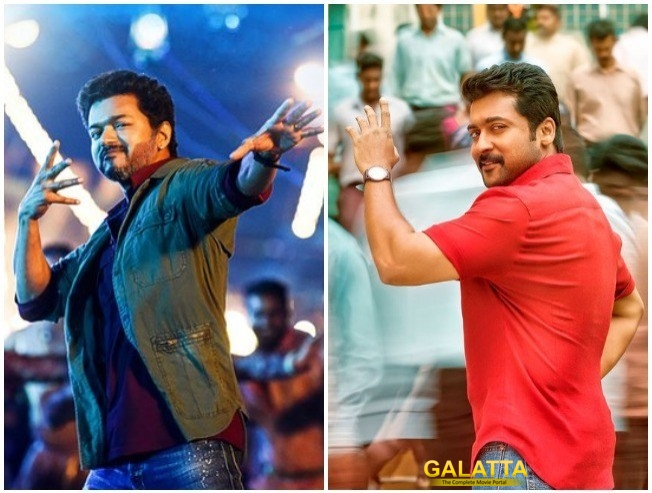 Suriya Fans' Request To Sarkar Lyricist