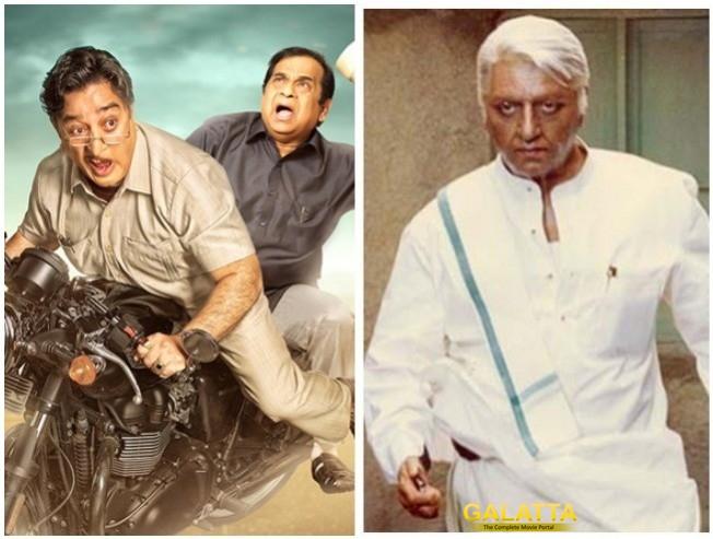 Kamal Haasan To Complete Sabaash Naidu First And Then Indian 2