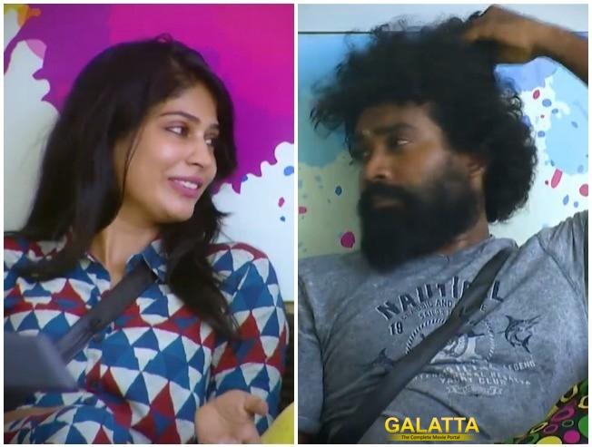 Bigg Boss Tamil Promo On 24 August Vijayalakshmi Advices Danny Mahat Aishwarya Dutta