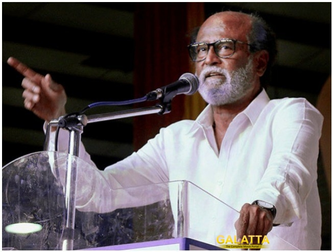 Rajinikanth Strong Statement Against Tamil Nadu Government On Sterlite Protests
