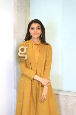Kajal Aggarwal - Telugu Photoshoot Stills Images