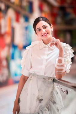 Rakul Preet Singh - Hindi Photoshoot Stills Images