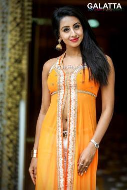 Sanjana - Kannada Photoshoot Stills Images