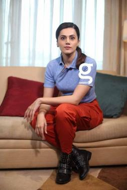Taapsee - Hindi Photoshoot Stills Images