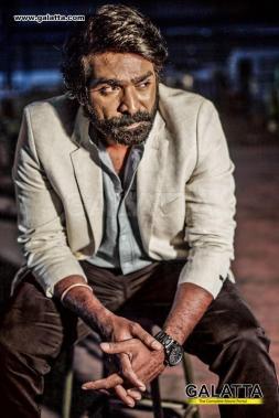 Vijay Sethupathi in a swag avatar