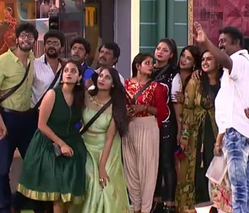 Which Bigg Boss 3 Tamil contestant are you? - Play Quiz