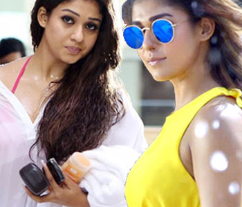Identify Nayanthara's character's names from her top movies! - Play Quiz