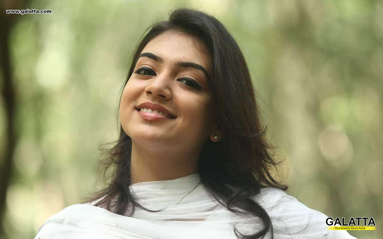 nazriya nazim wallpapers wide 2 - tamil actors, tamil actresses