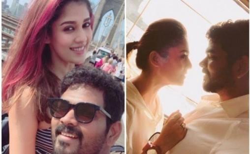 Vignesh ShivN And Nayanthara Officially Engaged?