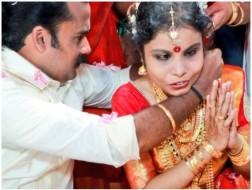 Singer Vaikom Vijayalakshmi Gets Married