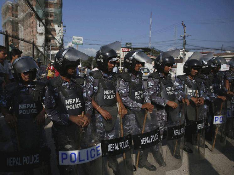 Border Tension: Nepal Police fire on Indian farmers!